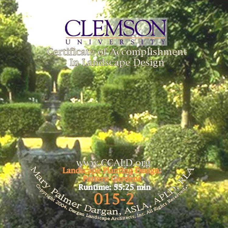 Landscape design course for Landscape design courses