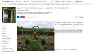 Need Inspiration for Designing a Southern Rose Garden?