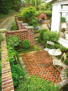 Create a Cozy Courtyard with Bistro Tables
