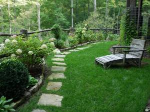 What are Some Design Ideas for an Enclosed Garden?