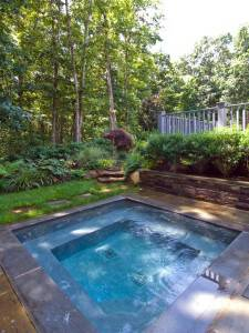 Relax, Rejuvenate in a Garden Spa or Sauna