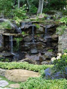 How Can a Waterfall Environment Enhance my Landscape?