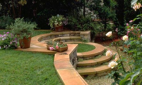Good Atlanta Landscape Design. Dargan Landscape Architects Design