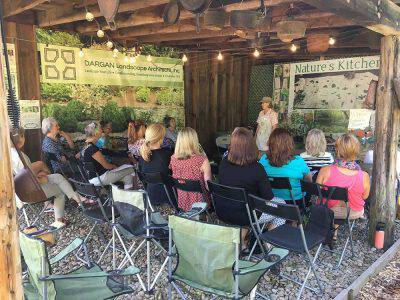 Garden Talk Salons
