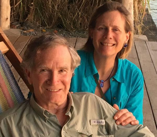 Hugh and Mary Palmer Dargan