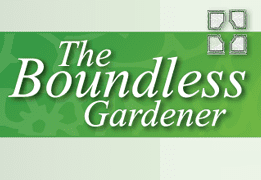 Boundless Gardener – Main Products Page