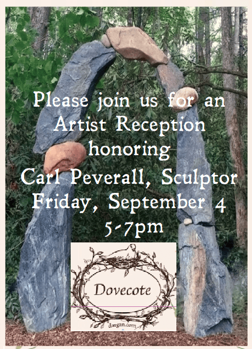 Carl Peverall poster 2015 reception small