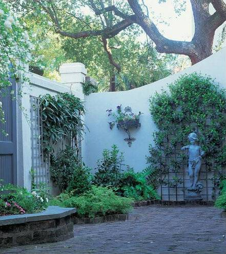 Charleston SC landscape architects