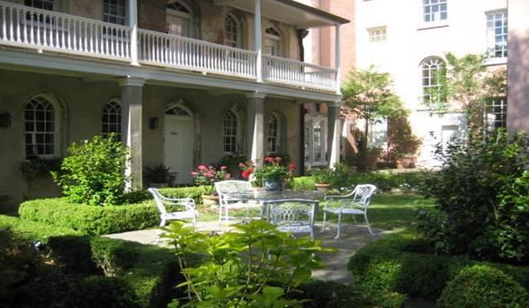 Charleston SC landscape architects
