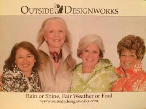 Outside Design Works – A Fashion Trunk Show in Cashiers NC