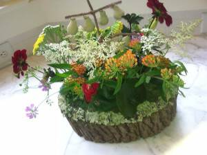 Miniature Gardens – for Wedding Party Ideas