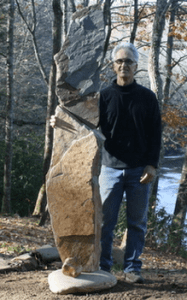 Meet Sculptor Peverall