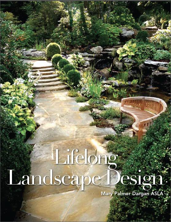 landscape design book by Mary Palmer Dargan