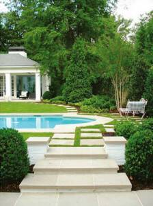 Want to Add a Spot for Relaxation or Fun to Your Landscape? Think Swimming Pools!