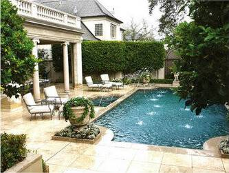 New Orleans landscape design