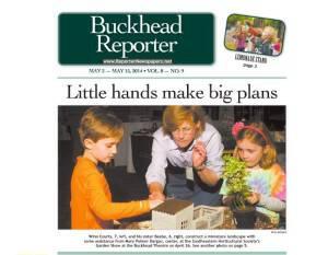 Buckhead Garden Show-Miniature Gardens
