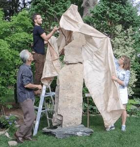 Garden Sculpture - A video