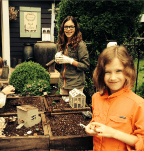 Bring the Kids to Learn How to Make a Fairy Garden!