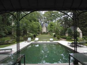 Walden Estate - Pool View