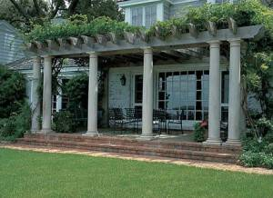 Enhance Your Landscape's Functionality & Aesthetic With an Arbor, Loggia or Pavilion
