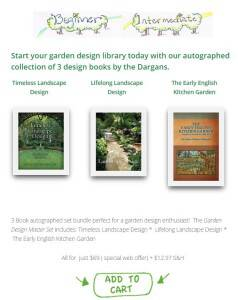3 Book Autographed Set – by Mary Palmer Dargan
