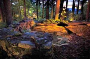 Landscape Lighting for Coastal Areas & Gardens