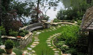 Reducing Stress Through Gardens & Pets