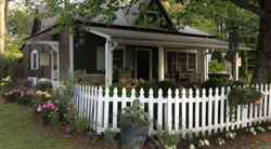 Dovecote Front Porch - Horizontal Image