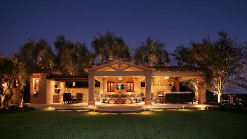 Light it up landscape lighting ideas dargan landscape lighting tips aloadofball Choice Image
