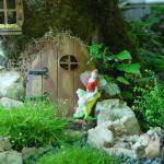 Fairy Garden Designed by Mary Palmer Dargan